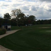 Photo taken at Rock Manor Golf Course by Bill B. on 10/1/2014