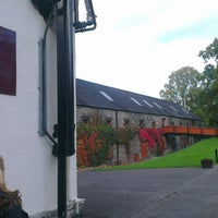 Photo taken at Aberfeldy Distillery by Atomik A. on 10/24/2013