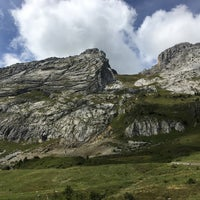 Photo taken at Col de la Colombière by Corinne D. on 9/3/2017