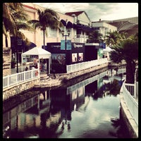 Photo taken at La Isla Shopping Village by CrashOverRide R. on 11/24/2012