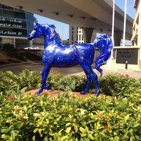 Photo taken at Grosvenor House Dubai فندق جروسفنر هاوس by Iryna S. on 1/5/2013
