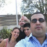Photo taken at גן אירועים אלה by Yossi E. on 10/19/2012