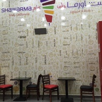 Photo taken at Shawarma.Plus by Amin J. on 5/27/2016
