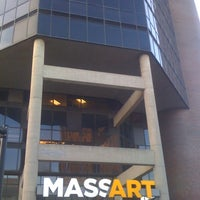 Photo taken at Tower Building, Massart by Hannes F. on 1/13/2014