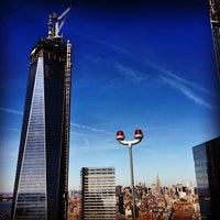 Photo taken at W New York - Downtown by Jason B. on 3/9/2013