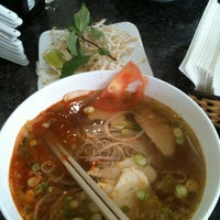Photo taken at Pho Express by Terry W. on 11/9/2012