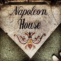 Photo taken at Napoleon House by jmm on 9/14/2012