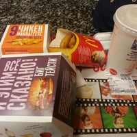 Photo taken at McDonald's by Anton S. on 12/10/2012