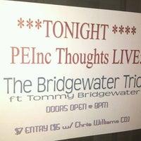 Photo taken at PEInc Underground by Robin W. on 10/19/2012