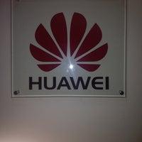 Photo taken at Huawei Baku Office by Enver K. on 12/7/2013