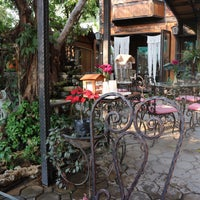 Photo taken at The Café by Markhouse by Anurat K. on 3/5/2017