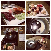 Photo taken at The Melting Pot - St. Louis - University City by Shawn F. on 7/6/2013