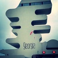 Photo taken at Batumi by Merve G. on 12/24/2012