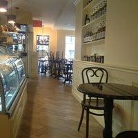 Photo taken at Clinton Bakery Café by preston n. on 9/1/2013