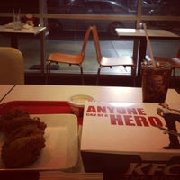 Photo taken at KFC by Cario N. on 11/18/2012