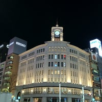 Photo taken at Ginza by Hiroshi I. on 12/12/2012