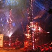 Photo taken at Big Apple Circus by Jill J. on 11/29/2012