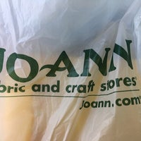 Photo taken at Joann Fabric and Crafts by Joy D. on 5/9/2017
