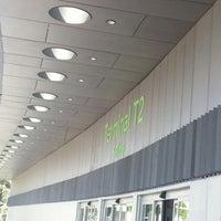 Photo taken at Terminal 2 by Woodie (Woosung) J. on 10/11/2012