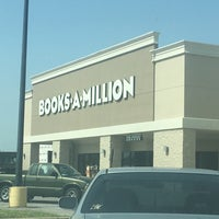 Photo taken at Books A Million by Keith F. on 7/26/2017