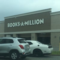 Photo taken at Books A Million by Keith F. on 5/21/2017