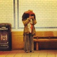 Photo taken at MTA Subway - 116th St/Columbia University (1) by Nicholas A. on 4/27/2013