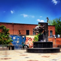 Photo taken at Decatur Square by R. Shawn W. on 5/14/2013