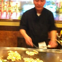 Photo taken at Kyoto Japanese Steak & Sushi by Chris W. on 3/29/2013