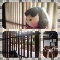 Photo taken at みのせや(美濃勢屋)Café by Hazime K. on 8/11/2014
