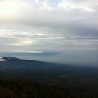 10/14/2012にhidechiriが富士山 富士宮口 新五合目で撮った写真