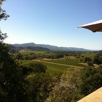 Photo taken at Silverado Vineyards by Regina P. on 9/6/2013