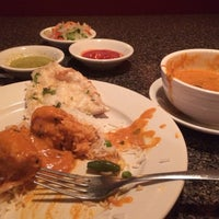 Photo taken at Taj Mahal Great Indian Restaurant by Regina P. on 11/21/2013