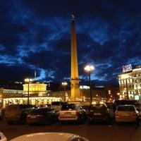 Снимок сделан в Площадь Восстания пользователем Sergey S. 4/25/2013