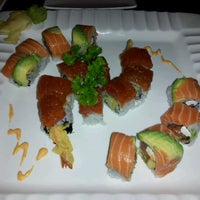 Photo taken at Sakura Japanese Restaurant by Heidi L. on 12/19/2012