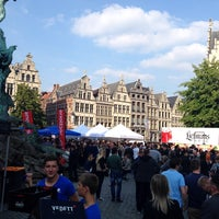 Photo taken at Aper'eau grote Markt by Peter L. on 5/30/2014