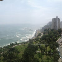 Photo taken at Belmond Miraflores Park by Rodrigo S. on 3/21/2013