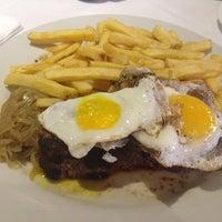 Photo taken at Eladio Restaurant by Rodrigo S. on 4/26/2013