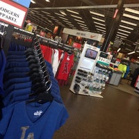 Photo taken at Sports Authority by Lesley E. on 9/18/2014