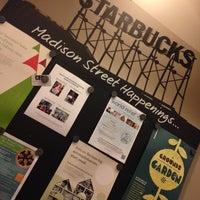 Photo taken at Starbucks by Lesley E. on 4/16/2015