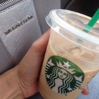 Photo taken at Starbucks by Lesley E. on 3/27/2016