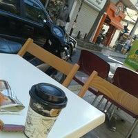 Photo taken at Donutspot by Elenakisou on 12/22/2013