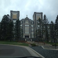 Photo taken at The College of St. Scholastica by Brett O. on 5/3/2015