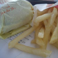 Photo taken at McDonald's by Scott D. on 9/25/2012