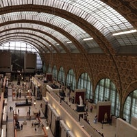 6/23/2013 tarihinde Evan S.ziyaretçi tarafından Orsay Müzesi'de çekilen fotoğraf