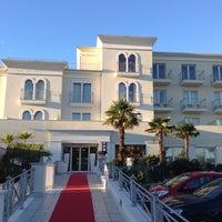 Foto scattata a Hotel Nazionale Desenzano del Garda da Leonardo D. il 2/2/2014