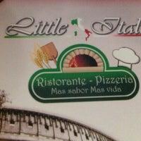 Photo taken at Little Italia  Ristorante-Pizzeria by Arturo Ariel M. on 5/19/2014