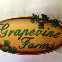Photo taken at Grapevine Farms by Jeff G. on 6/8/2014