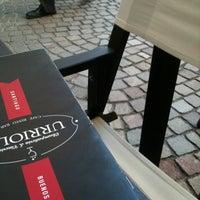 Foto tirada no(a) Urriola Café Resto Bar por Rodrigo M. em 2/5/2013