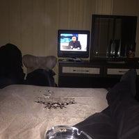 Снимок сделан в Ümit Pembe Köşk Hotel пользователем Orhan Ö. 12/5/2016
