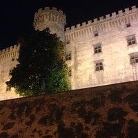 Photo taken at Trattoria Del Castello by Francesco D. on 8/1/2013